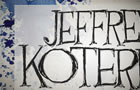 Jeffrey Koterba - Author website and blog - website design and WordPress development